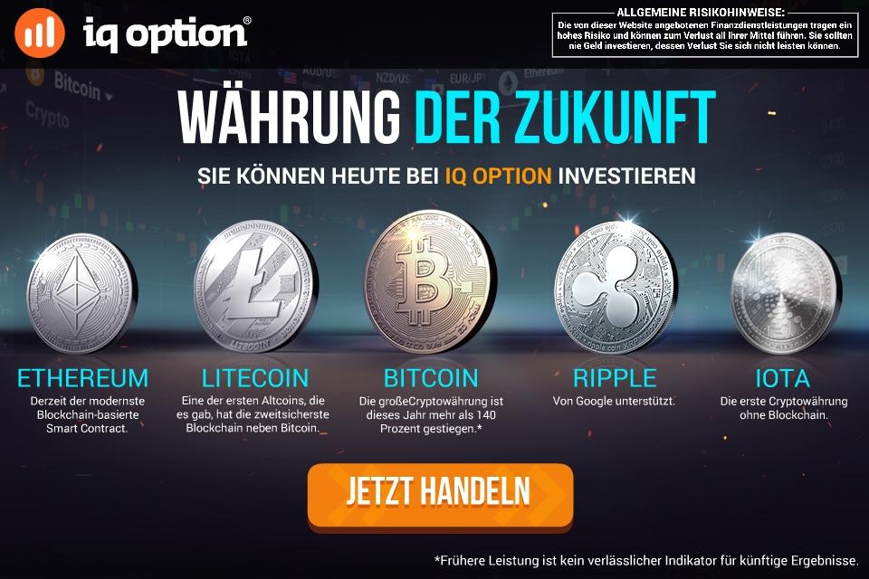 kryptowährung kaufen