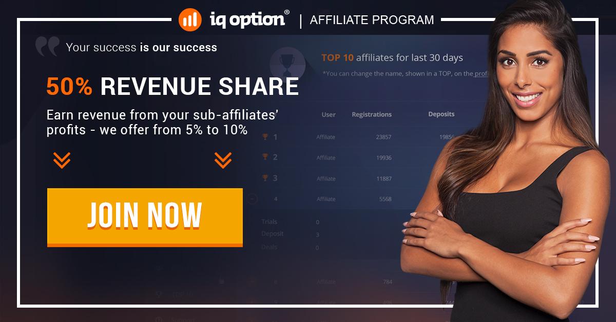 IQ Option Affiliate