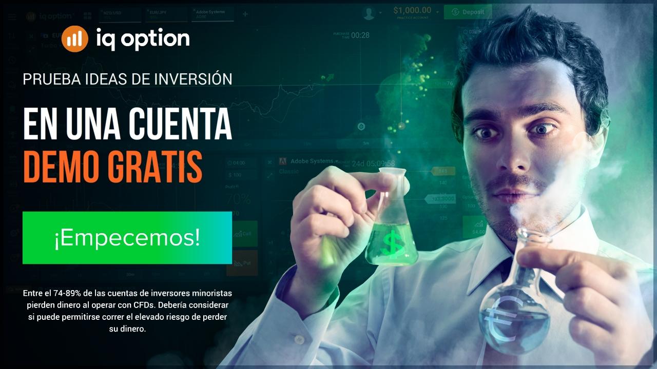 Español se hace millonario con opciones binarias