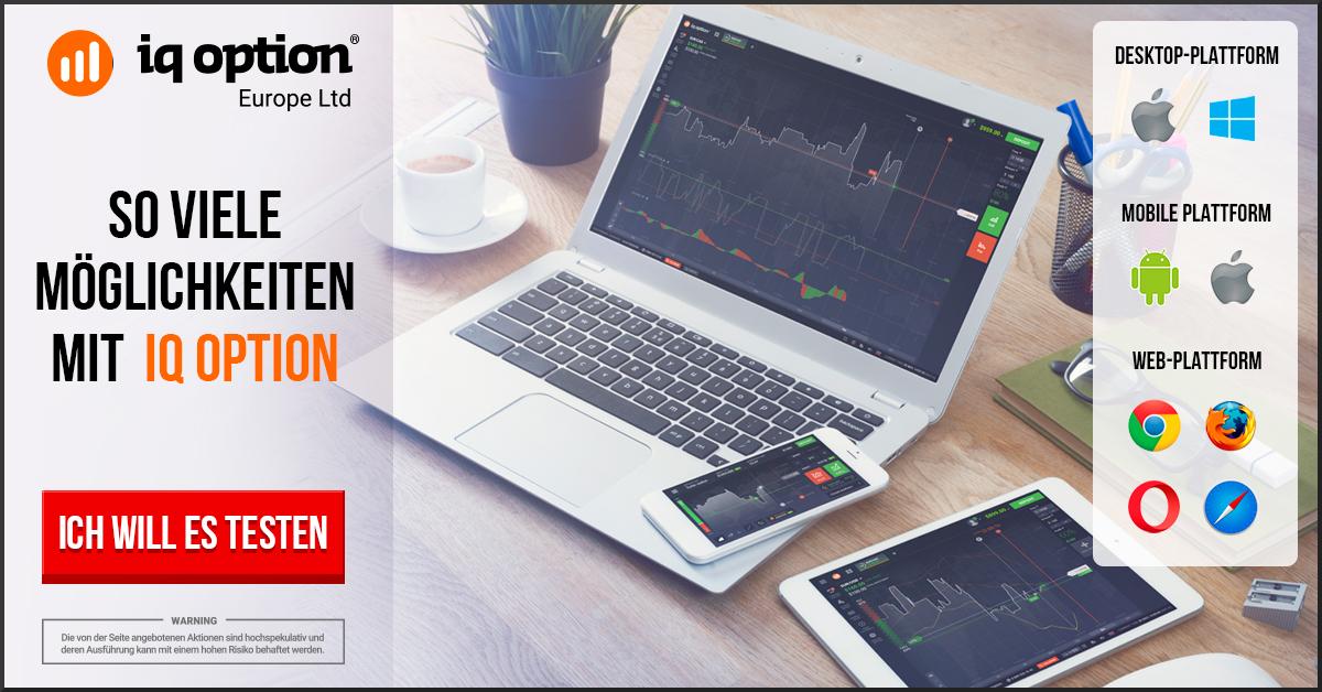 trading plattform mit startguthaben