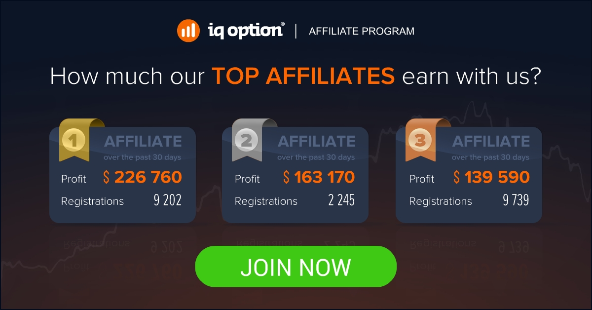 Binary options affiliate programs