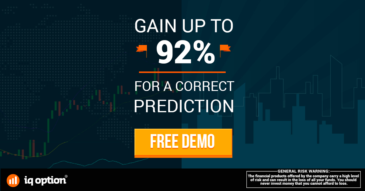 IQ Option - Best Binary Options Broker! Trade Crypto, Forex, Stocks and ETFs!