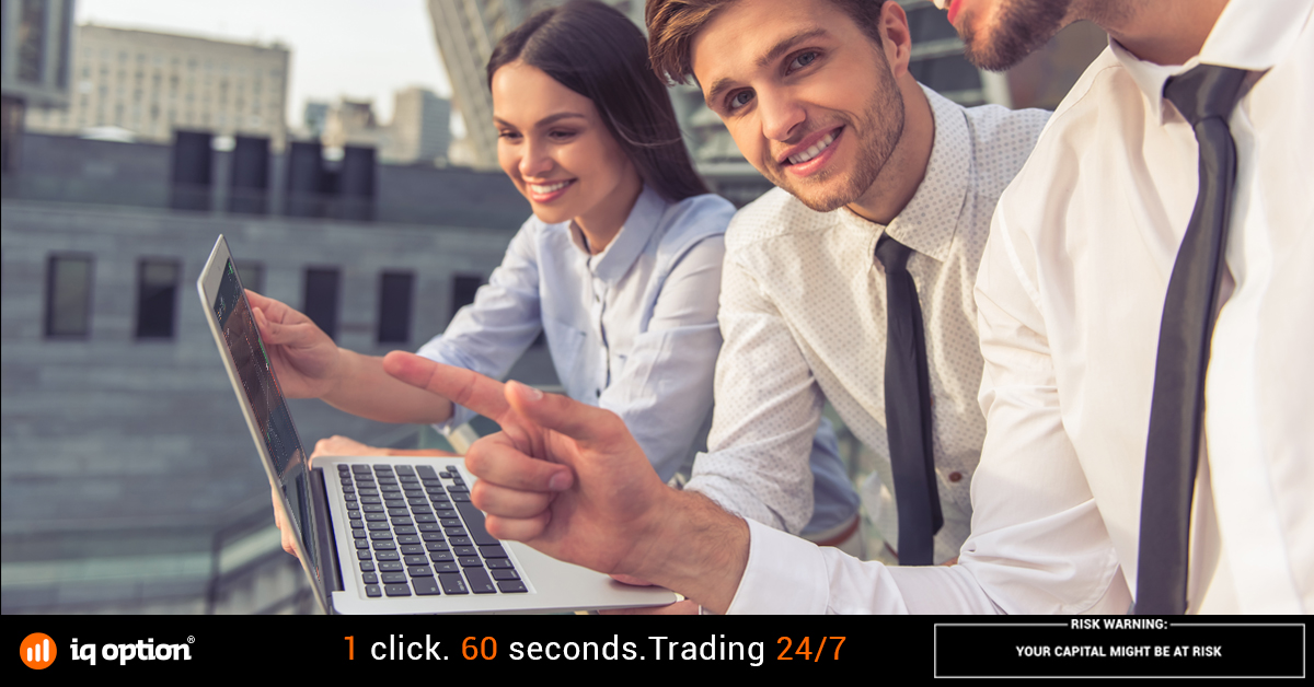 Learn IQ Option Stock Trading Platforms Demo Open Account - UK