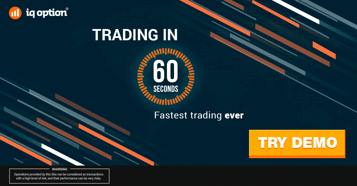 Demo account binary options 60 seconds